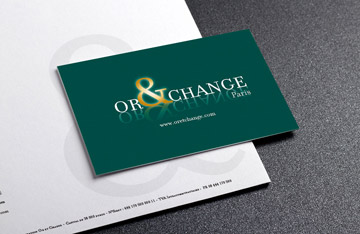 Graphic Charter for exchange office